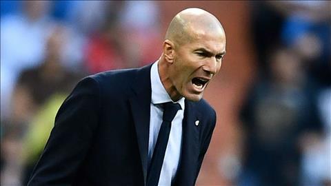 Real Madrid sa thải HLV Zinedine Zidane nếu hình ảnh
