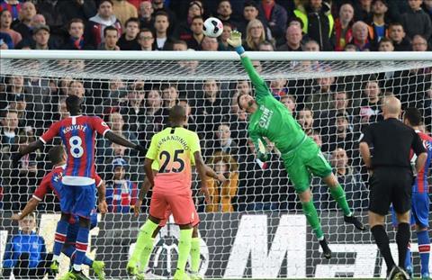 Thấy gì sau trận Crystal Palace vs Man City hình ảnh