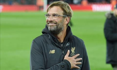 HLV Klopp cua Liverpool
