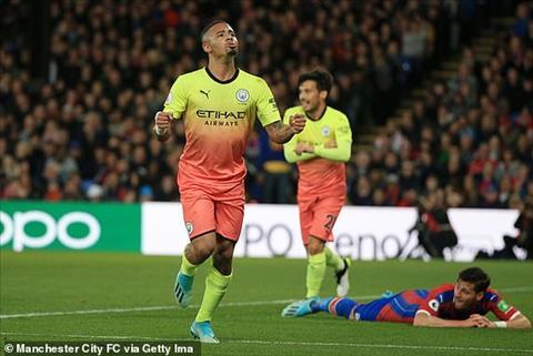 Hạ Crystal Palace, Gabriel Jesus lên tiếng cảnh báo Liverpool hình ảnh