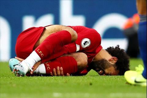 Klopp nói gì khi Mohamed Salah bất ngờ vắng mặt trước MU hình ảnh