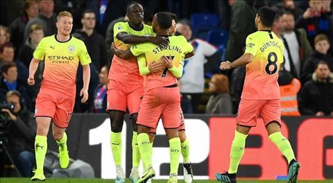 Man City them mot lan danh bai Crystal Palace