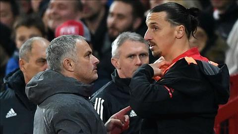 Tiền đạo Ibrahimovic ca ngợi HLV Mourinho, dè bỉu Pep Guardiola hình ảnh