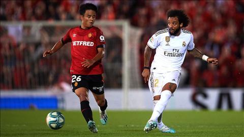 Thua đắng Mallorca, hậu vệ Marcelo tổn thương sâu sắc hình ảnh