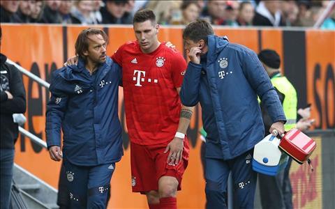 Hậu vệ Niklas Sule chấn thương nghiêm trọng, có thể lỡ Euro 2020 hình ảnh