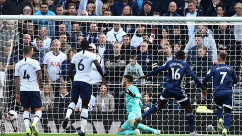 Thống kê Tottenham vs Watford Spurs tiếp tục gây thất vọng lớn hình ảnh