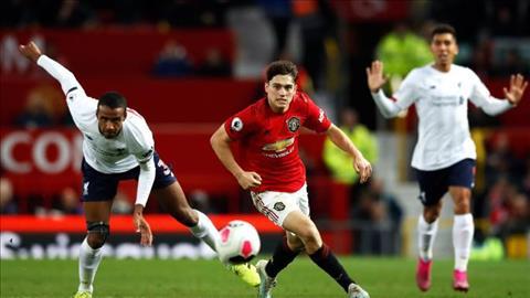 MU vs Liverpool: Daniel James
