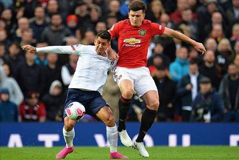 Harry Maguire vs Liverpool
