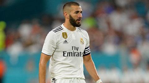 Karim Benzema nói về phong độ của Real Madrid hình ảnh