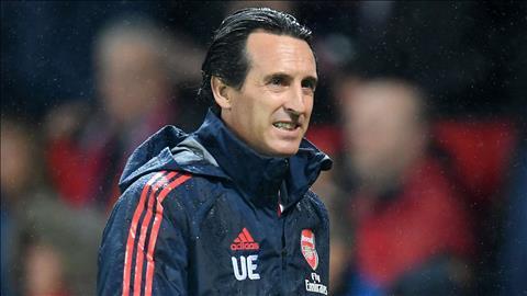 Sau David Luiz, đến HLV Emery nổ to về Arsenal hình ảnh