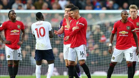 Đội hình MU đối đầu Liverpool trẻ nhất sau 23 năm hình ảnh