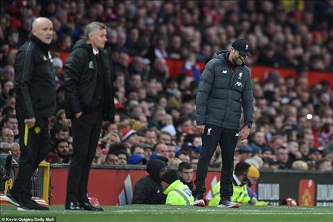 MU vs Liverpool Jurgen Klopp