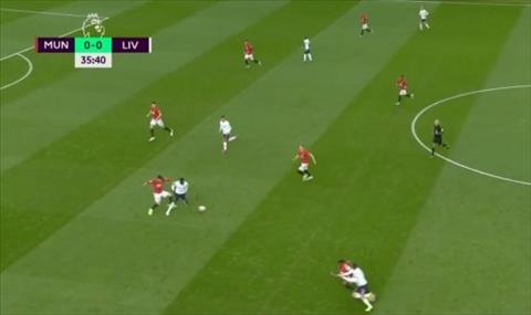 Gary Neville nhận định về bàn thắng của Rashford  hình ảnh