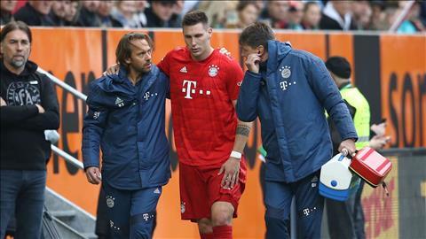 Bayern Munich xác nhận trung vệ Niklas Sule sớm mất Euro 2020 hình ảnh