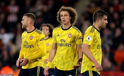 Sheffield 1-0 Arsenal HLV Emery bất phục trận thua của Pháo Thủ hình ảnh