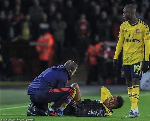 Những điểm nhấn sau trận Sheffield vs Arsenal hình ảnh
