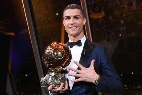 Cristiano Ronaldo ám ảnh Quả bóng vàng lớn đến đâu hình ảnh