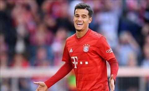 tien ve Coutinho cua Bayern