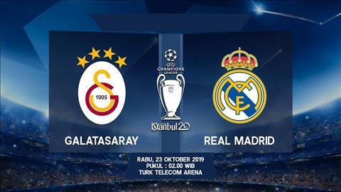 Trực tiếp bóng đá Galatasaray vs Real Madird Cúp C1 ở đâu  hình ảnh