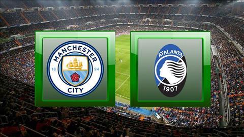 Trực tiếp bóng đá Man City vs Atalanta Cúp C1 đêm nay ở đâu  hình ảnh