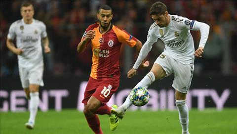 Galatasaray 0-1 Real Madrid Hàng công vô duyên, Los Blancos đành thắng nhọc hình ảnh 2