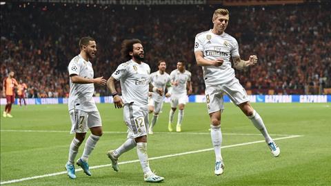 Galatasaray 0-1 Real Madrid Hàng công vô duyên, Los Blancos đành thắng nhọc hình ảnh 3