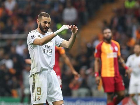 Galatasaray 0-1 Real Madrid Hàng công vô duyên, Los Blancos đành thắng nhọc hình ảnh 4