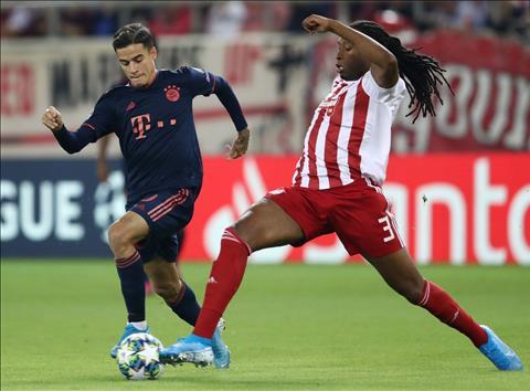 Olympiacos 2-3 Bayern Munich Khi khó, luôn có Lewandowski hình ảnh 3
