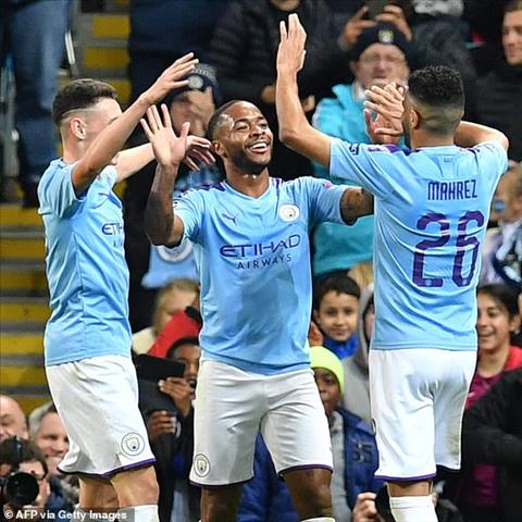 Man City danh bai Atalanta 5-1