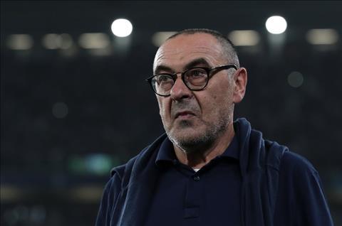 HLV Sarri nói về trận Juventus vs Lokomotiv Moskva hình ảnh