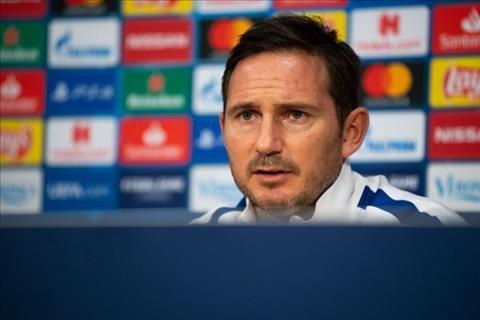 HLV Frank Lampard nói về trận Ajax vs Chelsea hình ảnh
