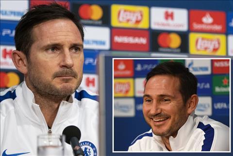 VIDEO Phản ứng của Lampard khi bị phóng viên cho là sợ Ajax hình ảnh