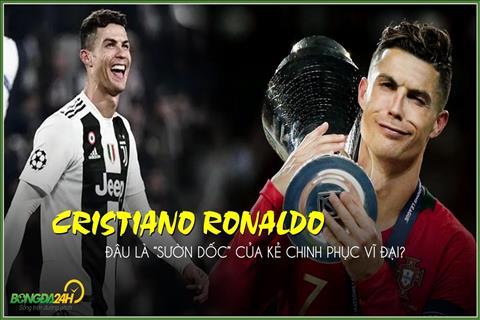 MUON MAU BONG DA: Ronaldo - Dau la suon doc cua ke chinh phuc vi dai?