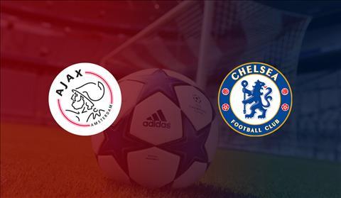 Trực tiếp bóng đá Ajax vs Chelsea Cúp C1 hôm nay ở đâu  hình ảnh