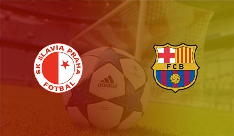 Trực tiếp bóng đá Slavia vs Barca link xem Cúp C1 K+PC hình ảnh
