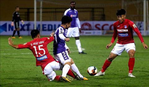 Trực tiếp bóng đá Quảng Ninh vs Hà Nội link xem VTV6 ở đâu  hình ảnh