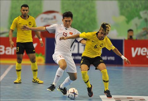 Video bóng đá Việt Nam vs Malaysia 4-2 AFF HDBank Futsal hình ảnh