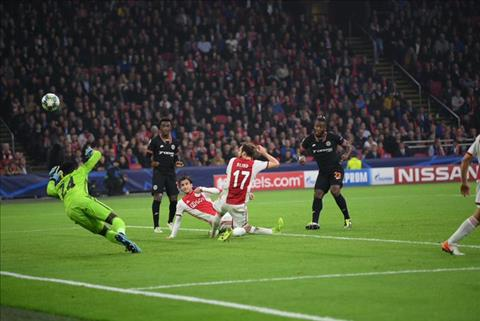 Batshuayi ghi ban Chelsea vs Ajax