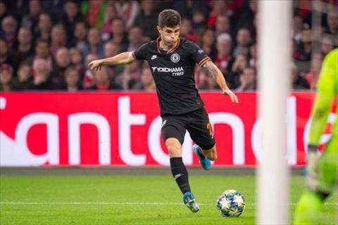 Christian Pulisic nói về màn trình diễn ấn tượng trước Ajax hình ảnh