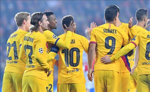 Kết quả C1 hôm nay 2410 Barca, Chelsea vượt ải thành công hình ảnh