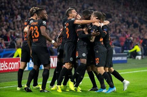 Chelsea thang Ajax 1-0