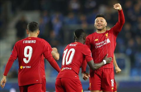 Liverpool thang cach biet Genk: Dem cua The Ox