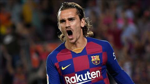 Antoine Griezmann gây thất vọng ở Barca hình ảnh