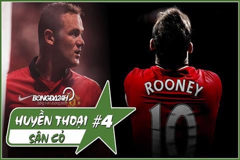 VIDEO Huyền thoại sân cỏ Wayne Rooney - Những ký ức vẹn nguyên hình ảnh