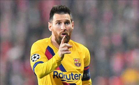 Lionel Messi tiết lộ điều đáng ghét nhất khi chơi bóng hình ảnh
