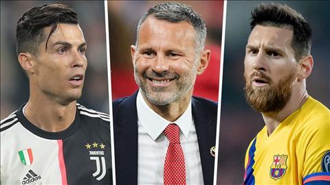 Giggs 'Ronaldo nhỉnh hơn Messi, tuy nhiên…' hình ảnh 2