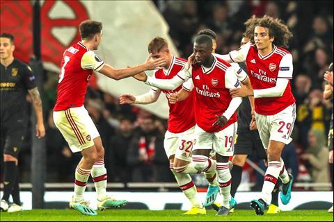 Những điểm nhấn sau trận Arsenal vs Vitoria hình ảnh 3