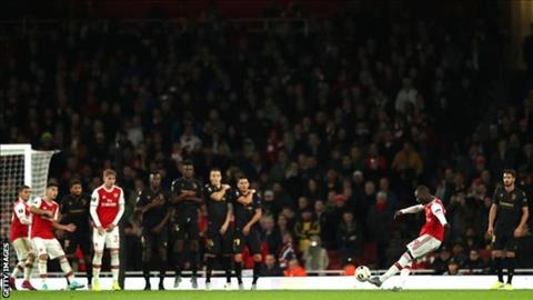 Những điểm nhấn sau trận Arsenal vs Vitoria hình ảnh