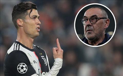Ronaldo va Sarri