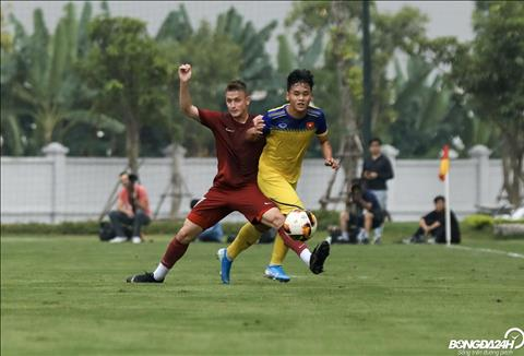 Chieu ngay 26/10, DT U19 Viet Nam co tran giao huu voi U19 CLB Sarajevo den tu Bosnia & Herzegovina.